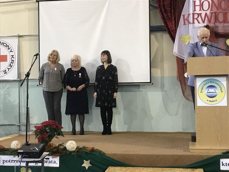 """Podsumowanie 17 edycji konkursu """"Potrzebna krew- twoja także""""_1"""