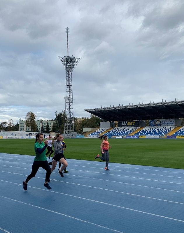 Liga lekkoatletyczna dziewcząt i chłopców_1