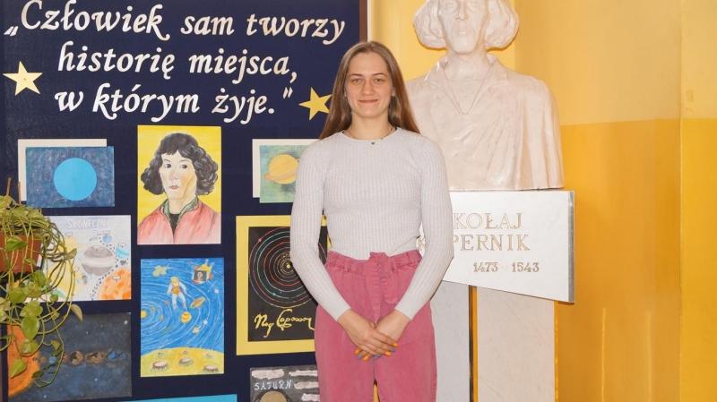 Nasza uczennica Joanna Świątek powołana do Kadry Narodowej! - Wywiad_1