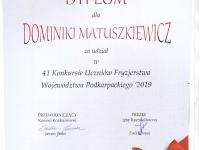 Kolejna fryzjerka z Kopernika wśród najlepszych w województwie
