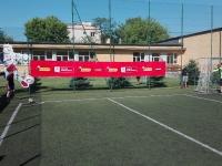 Turniej piłki nożnej o Puchar Dyrektora Szkoły.