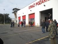 Wycieczka klas technikum do Portu Lotniczego Rzeszów- Jasionka oraz firmy Linetech_1