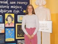 Nasza uczennica Joanna Świątek powołana do Kadry Narodowej! - Wywiad