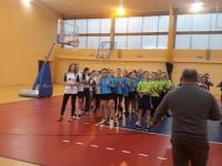 Powiatowa Licealiada w Piłce Koszykowej Dziewcząt_1