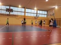 Powiatowa Licealiada w Piłce Koszykowej Dziewcząt