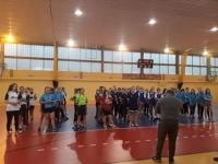 Powiatowa Licealiada w Piłce Koszykowej Dziewcząt_4