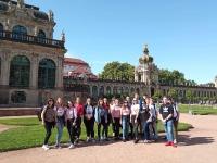 Wycieczka po stolicy Saksonii – Drezno 20.09.20r. – Erasmus+